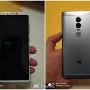 La Date de sortie du Xiaomi Redmi note 5