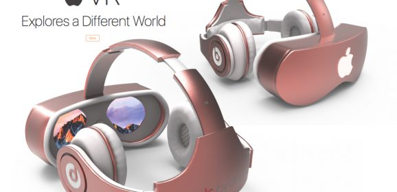 La firme américaine prévoit de sortir en 2020 un Casque VR Apple de réalité virtuelle